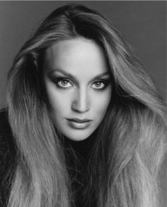 Jerry Hall by Francesco Scavullo for Vogue, 1976