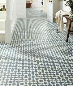 Henley floor tiles