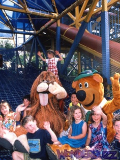 Scooby's Silly Stix @ Australia's Wonderland