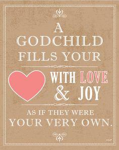 7 Best My God babies images | Godchild, Fairy godmother, Child