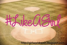 """A response to Always' """"#LikeAGirl"""" Campaign"""