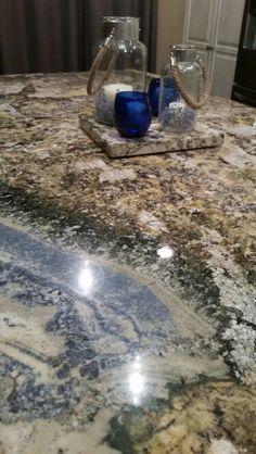 Kamarica granite counters
