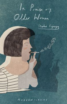 In Praise of Older Women - Bookcovers - About Today - Illustration by Lizzy Stewart