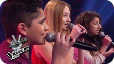 Battle: Beautiful (Christina Aguilera) | The Voice Kids 2014 Germany | B...