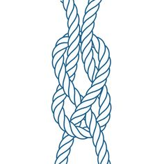 5 Best Knots to Know sheet bend knot - Herzlich willkommen Survival Knots, Survival Skills, The Family Handyman, Bowline Knot, Best Knots, Types Of Knots, Knots Guide, Rope Knots, Tying Knots
