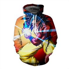 Enthusiastic New Winter Jackets& Coats Dragon Ball Z Hoodie Anime Son Goku Hooded Thick Cardigan Sweatshirt Men Zipper Warm Streetwear Hoodie Attractive And Durable Men's Clothing
