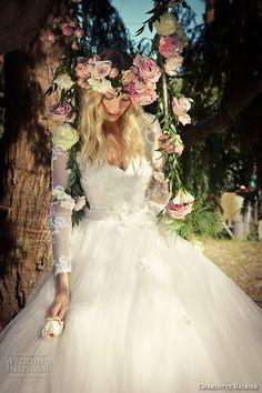 Charlotte Balbier 2016 Wedding Dresses — Willa Rose Bridal Collection   Wedding Inspirasi