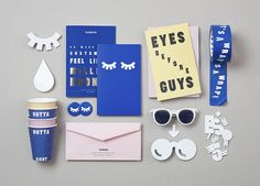 Norwegian eyewear company Kaibosh by Snask.  - #graphics #design #graphicdesign #designer #graphicdesigner #printdesign #editorialdesign #art #artist #visual #artdirection #minimal #type #typography #drawing #illustration #artwork #coolstuff #studio #shoppingonline #shop #onlinestore #brand #identity #logo #logotype #brandidentity #branding #branddesign #stationary