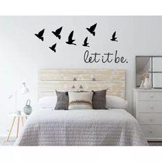 Ideas wall stickers love home decor Bedroom Wall, Girls Bedroom, Bedroom Decor, Bedroom Quotes, Bedrooms, Wall Decor, New Room, Interior Design Living Room, Decoration