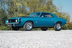 1969 Camaro Wallpapers - Car Wallpapers
