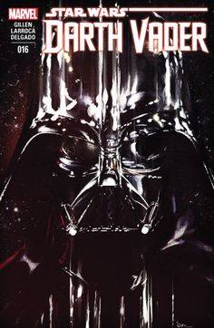 Darth Vader (2015-) #16 New story arc! The planet Shu-Torin, (introduced in the Darth Vader Annual), is revolting. Darth Vader is tasked with leading a military assault. Has Vader's rise to glory begun?