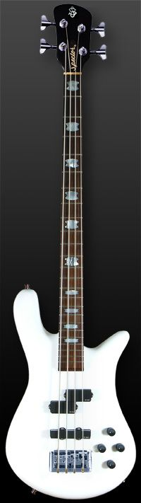 SE-5 Stuart Spector Designs Bass. Just beautiful. Love Spectors!!!