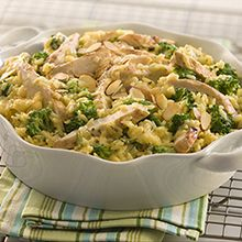 One Dish Chicken Broccoli and Rice Casserole | PERDUE®
