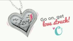 Heart locket with heart plate! www.cararichards.origamiowl.com
