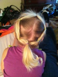 Multiple ponytails | Hairstyles for Little Girls | Pinterest | Ponytail and Beautiful eyes