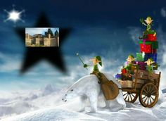 Los Reyes Magos en la Alcazaba de Málaga