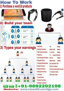 (l): How to work wor(l)d global network company