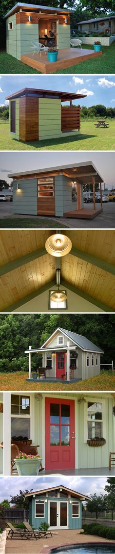 Small living spaces...