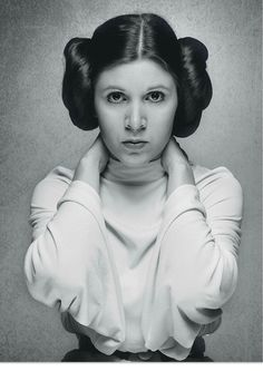 An iconic beauty has passed away.... She will be greatly missed and never forgotten.... RIP Carrie Fisher