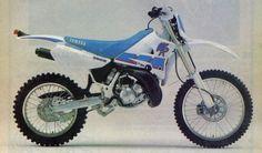 WR 200R, 1991