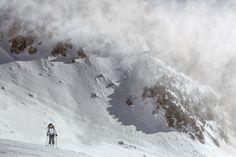 Stevano have his first time skitouring experince!! GO GO GO!!!!  Davide Dal Mas  www.davidedalmas.com