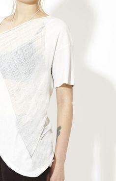 Raquel Allegra Mens Tops, T Shirt, Women, Fashion, Supreme T Shirt, Moda, Tee, Women's, Fashion Styles
