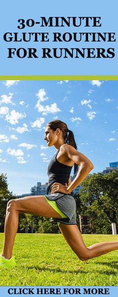 6 Bodyweight Glute Exercises For Runners