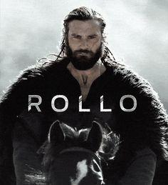 Clive Standen | Rollo | Vikings | via:  http://queensansastark.tumblr.com/