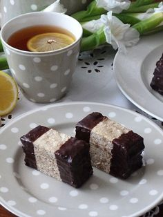 Kouzlo mého domova: Štafetky Czech Recipes, Christmas Cookies, Sweet Recipes, Rum, Delish, Deserts, Food And Drink, Pudding, Baking