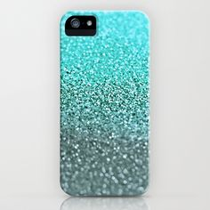 GATSBY TEAL iPhone  iPod Case by Monika Strigel - $35.00