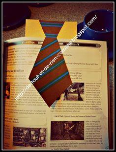 Father's Day Bookmark! Such a cute idea!