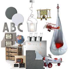 More airplane room design ideas