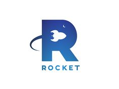 Dribbble - Rocket by Yoga Perdana