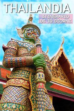 10 giorni in Thailandia - Itinerario di viaggio in Thailandia