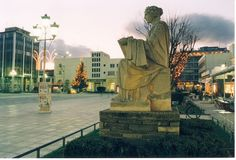 Karditsa central square, Thessaly