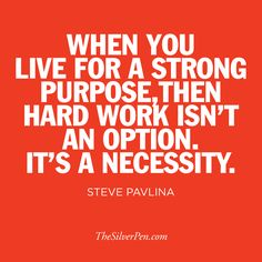 Working hard today and this quote is my #inspiration and #silverlining