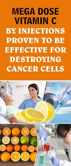 Most of the people suffering from a chronic degenerative disease are usually deficient in vitamin C. This is very important to be understood by cancer patients in their attempting to overcom…