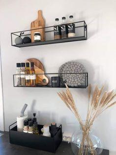 Office Inspiration, Interior Design Inspiration, Home Decor Inspiration, Home Interior, Kitchen Interior, Home Decor Kitchen, Home Kitchens, Minimal House Design, Home Organisation