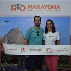 E hoje tem mais Expo Run...  #maratonadetomtom #tonamaratona #maratonadorio #euatleta #30tododia  #todomundocorre