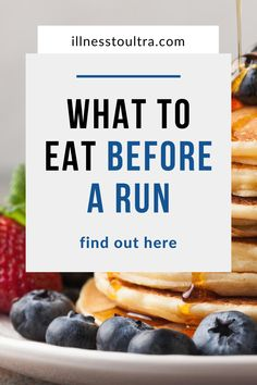 Learn why it's important to eat the right foods before your run and which running food recipes work for your pre run meal. Get the best tips on watching your fiber glycogen intake and whether or not a low sugar diet is right for you. Learn exactly what you should eat before a run - I even have 4 pre run recipes that are easy to make and super nutritious for runners. #runnersdiet #mealplan #runningrecipe #foodstoeat Eating Before Running, Running Food, Low Sugar Diet, Nutrition For Runners, Running Routine, Run Today, Lose Body Fat, Living A Healthy Life, Lose 20 Pounds