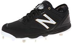 New Balance Mens MBB Minimus Low Baseball Shoe