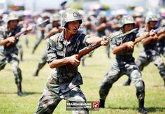 Trung Quốc cậy mạnh dở bài quyền lực sinh ra từ họng súng