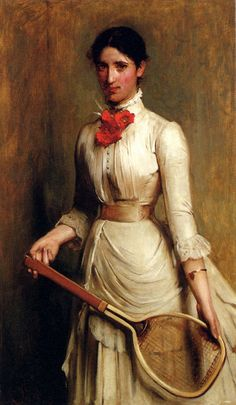 Portrait Of Artist's Sister-In-Law Stretched Canvas Painting for sale. Shop your favorite Arthur Hacker Portrait Of Artist's Sister-In-Law Stretched Canvas Painting at discount price. Canvas Paintings For Sale, John Everett Millais, John William Waterhouse, Pre Raphaelite, Sister In Law, American Women, Female Art, 19th Century, Kai