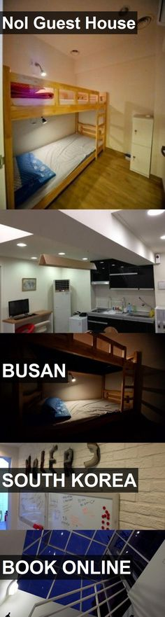 Nol Guest House in Busan, South Korea. For more information, photos, reviews and best prices please follow the link. #SouthKorea #Busan #travel #vacation #guesthouse