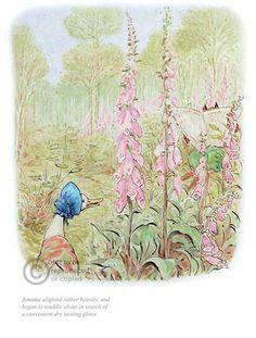 'Jemima Puddle Duck' by Beatrix Potter