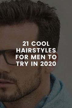 21 Cool Hairstyles For Men To Try In 2020 – LIFESTYLE BY PS New Mens Haircuts, Popular Mens Haircuts, Mens Hairstyles Fade, Cool Hairstyles For Men, Cool Haircuts, Men's Hairstyles, Thick Beard, Beard Fade, Man Ponytail