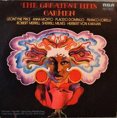 Carmen  The Greatest Hits From Bizet's  1973 LP by DorenesXXOO