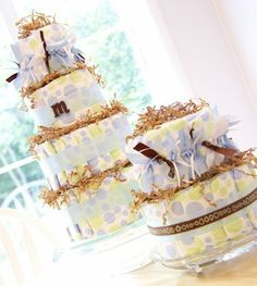 I love this diaper cake!!! by laurie