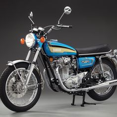 All in the Family: 1973 Yamaha TX650