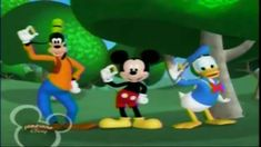 Mickey Mouse Clubhouse - Shake Your Peanut Song (good quality )